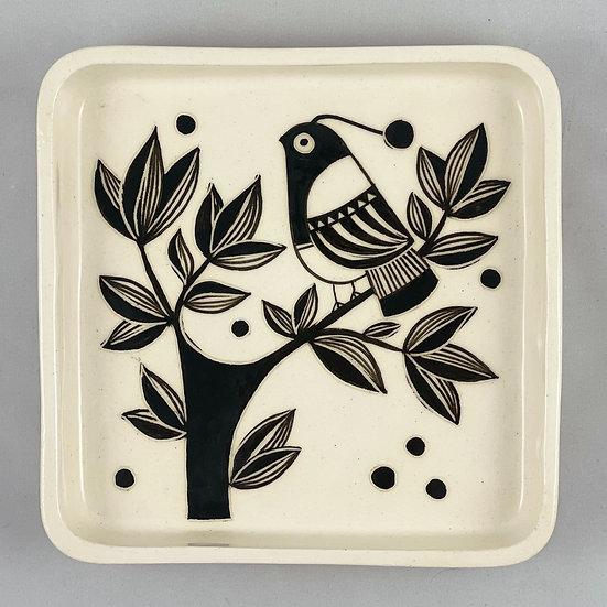 Fruit Plate, Ceramic