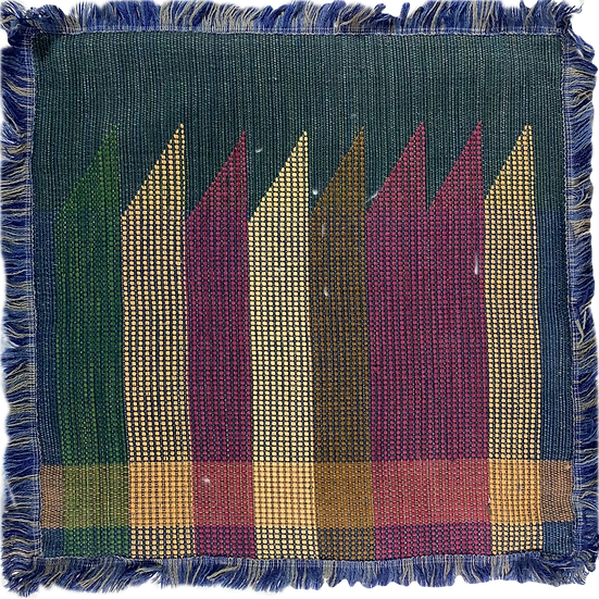 Handwoven Wool Cushion Cover