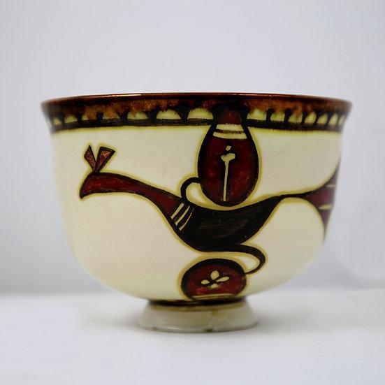 Luck, Handmade Bowl