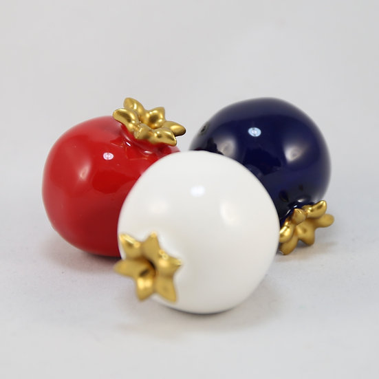 Mini Pomegranate, Ceramic