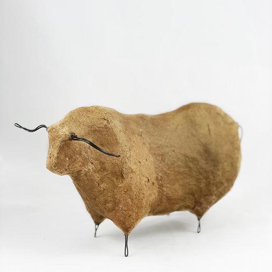 Cow, Papier Mache