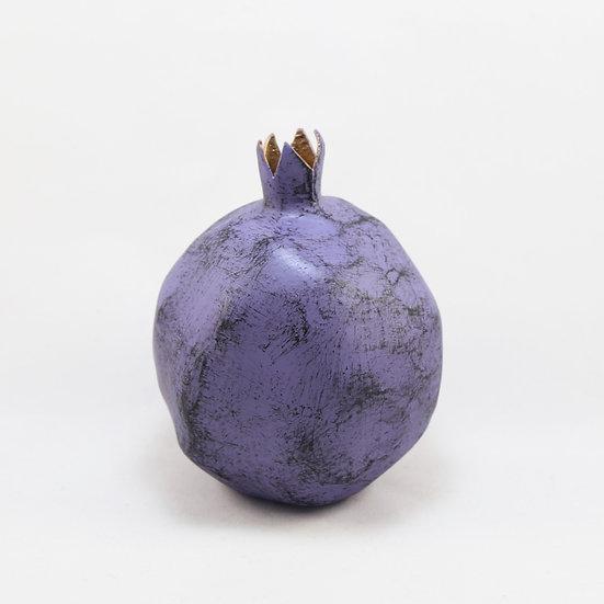 Handmade Metal Pomegranate