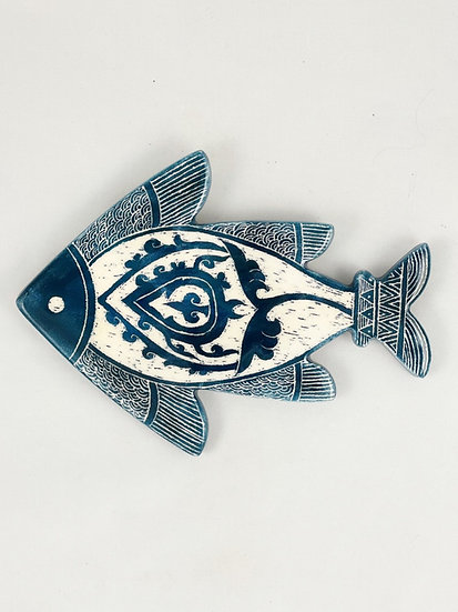 Ocean Wall Décor, Ceramic