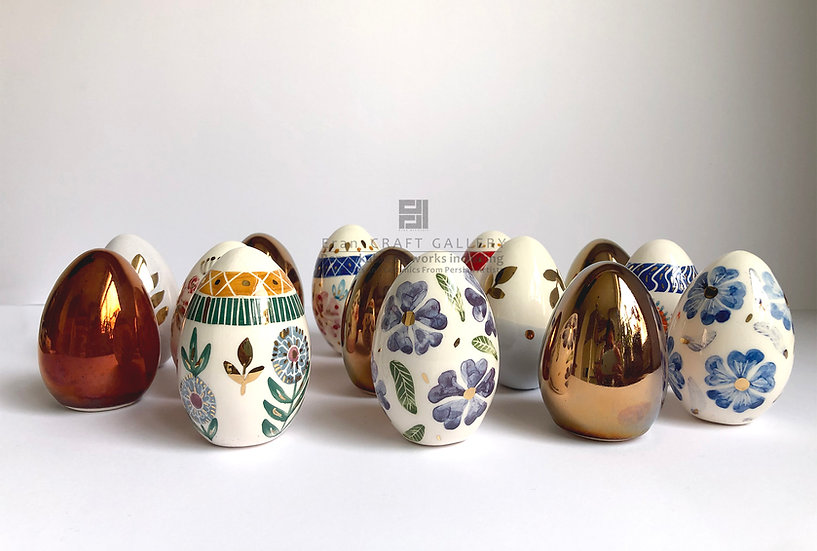 Egg, Ceramic