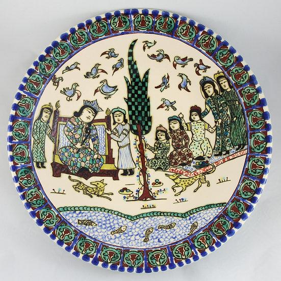Tree of Life, Handmade Dish