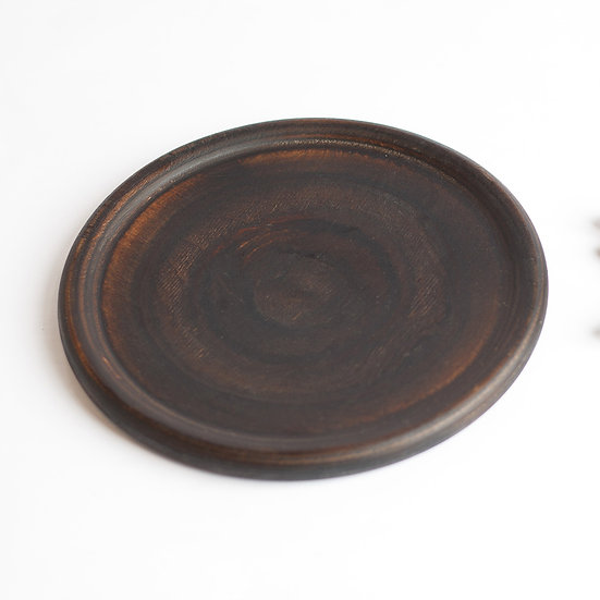 Fruit Plate, Wood