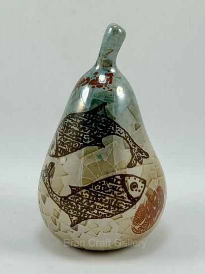 Pear, Ceramic