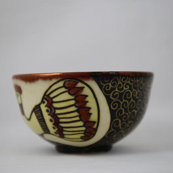 Luck , Handmade Bowl