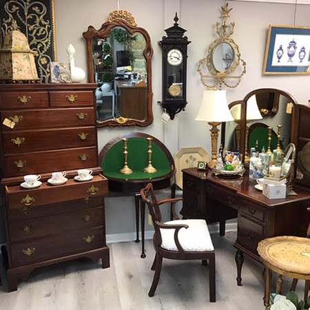 Eclectic Style Shop for Estate Furniture Locally!