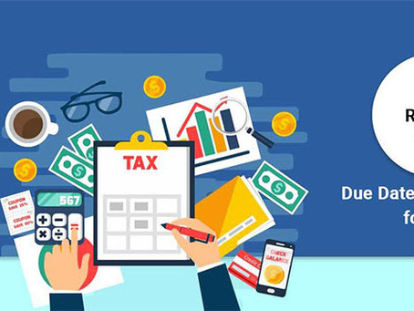 What is the last date for submitting of TDS Return for Q1 of Financial Year 2020-21?