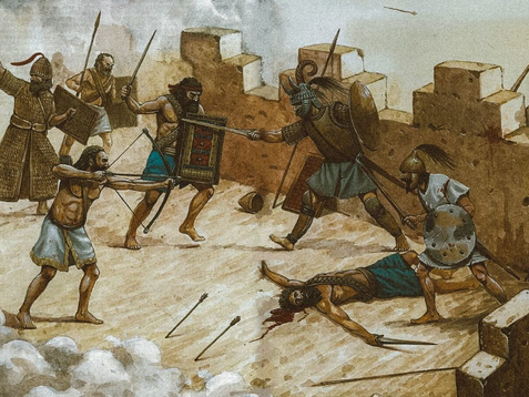 The Slaughter of the Canaanites: Our Options (Renew.org)