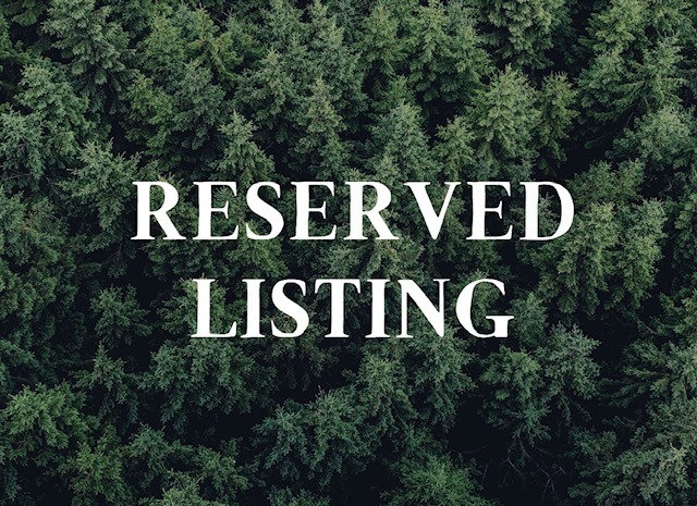 Reserved Listing for Becky!