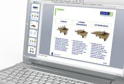 Digitale Präsentation
