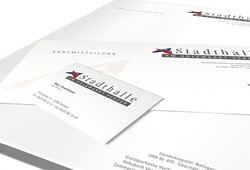 Logofindung und Geschäftsausstattung