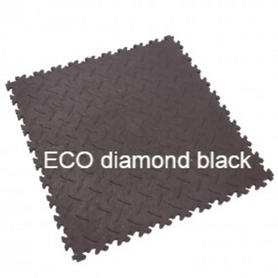 Fortelock Industry ECO diamond / Skin / Coin  black 1 db.