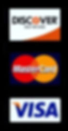 Mastercard / Visa / Discover