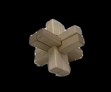 Holzknoten