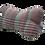 Thumbnail: Knochenkissen groß - bunt