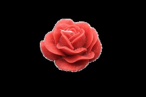Rosenkerze 60/120 Rot