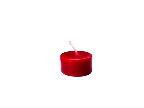 Teelichter im Set Rot