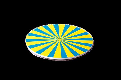 Tischdrehscheibe Farbmischung