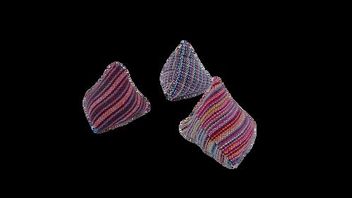 Jonglierbälle bunt 3er-Set