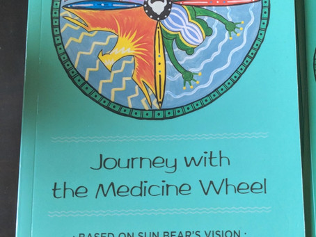 "5 REASONS TO PURCHASE ""JOURNEY WITH THE MEDICINE WHEEL"""
