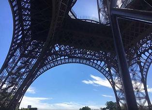 Marlise Wind Paris Trip