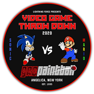 Video Game Throw Down 2020 Patch