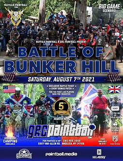 Battle Of Bunker Hill 2021