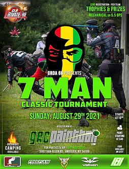 Orda 66 Presents 7 Man Classic Tournament