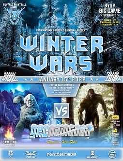 Winter Wars 2022 BYOP