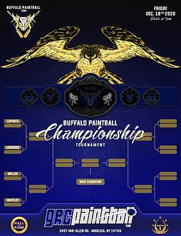 1 V 1 Championship Tournament