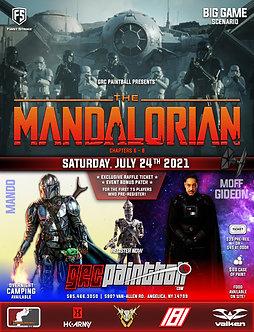 Mandalorian 2021 Chapters 6 - 8