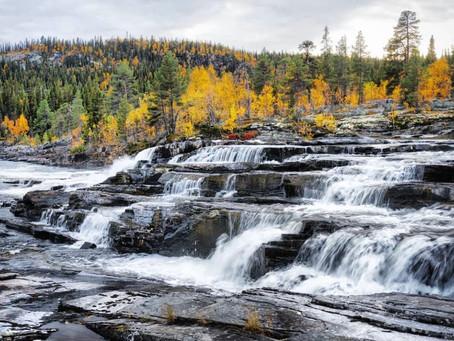 5 platser att besöka i Västerbotten nu när sommaren är över