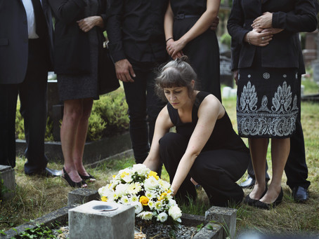 Changing Attitudes To Death Could Help Us Create A Fairer Society