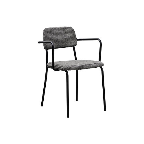 House Doctor - Dining chair, Classico, Dark grey