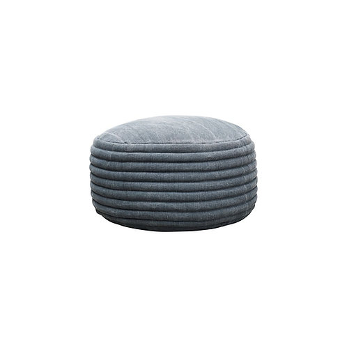 House Doctor - Puff, String, Grey/Blue