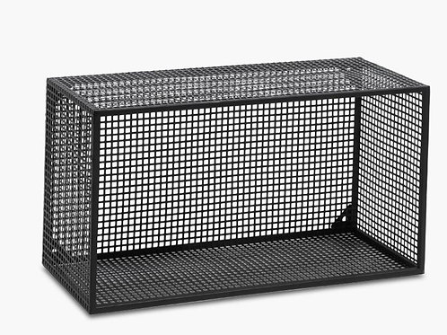 Nordal - Wire kasse, til væg, sort