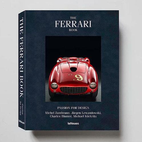 New Mags - The Ferrari Book - Passion for Design