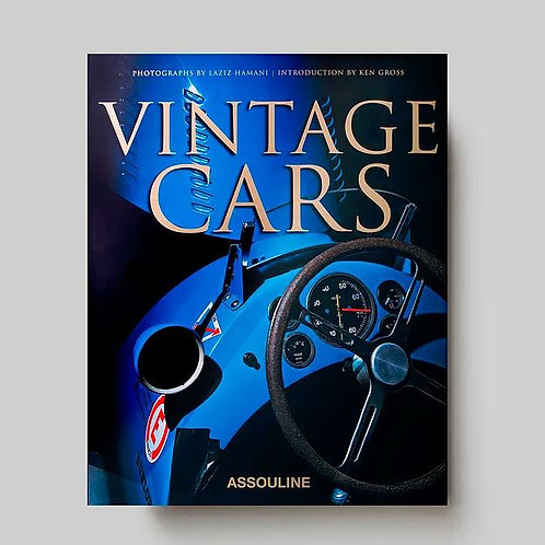 New Mags - Vintage Cars