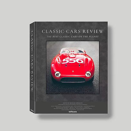 New Mags - Classic Cars Review