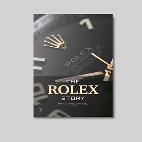 New Mags - The Rolex Story