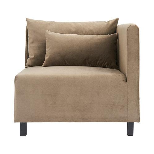 House Doctor - Sofa, Sand, hjørne