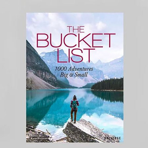 New Mags - The Bucket List: 1000 Adventures Big & Small