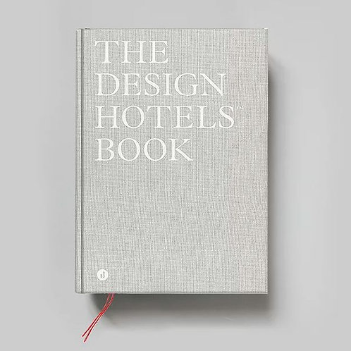 New Mags  - THE DESIGN HOTELS™ BOOK