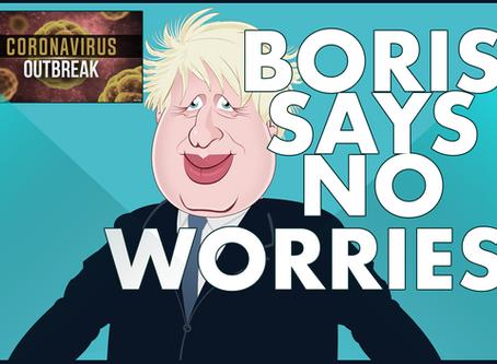 Boris and the virus