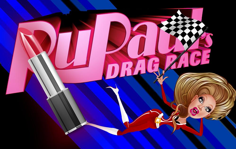 Rupaul Dragrace Animated