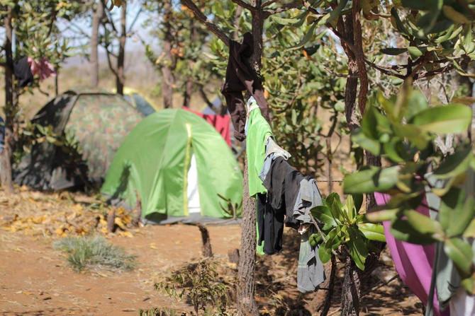 Eco-Camping IBC
