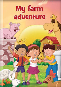 my farm adventure book for kids
